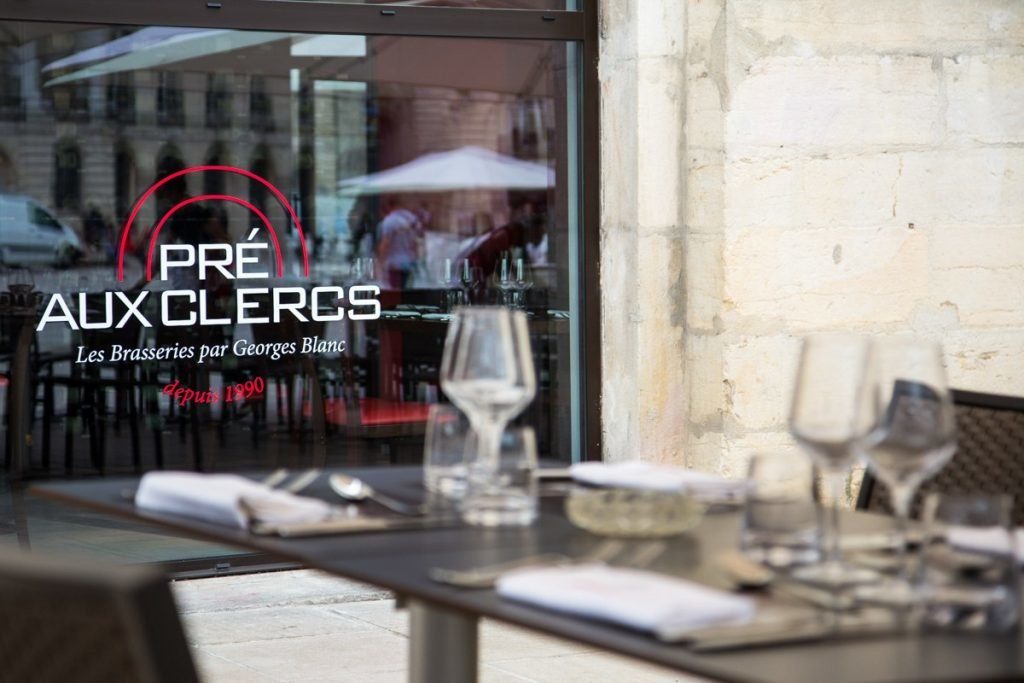 Restaurant Georges Blanc Carte Cadeau